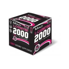 BioTech L-carnitine 2000 1 амп